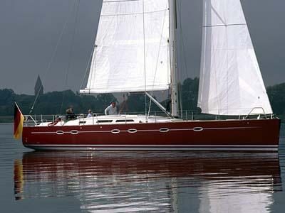 location bateau Hanse 531
