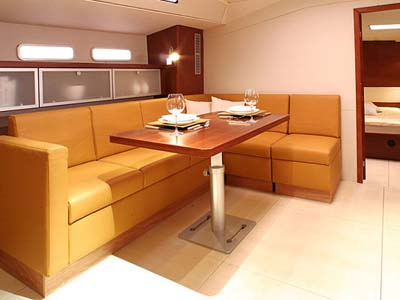 intérieur Hanse 540