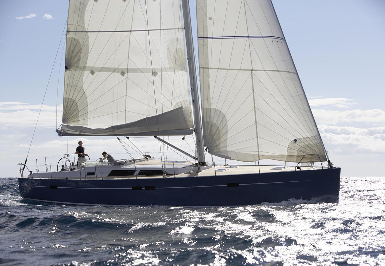 location bateau Hanse 540