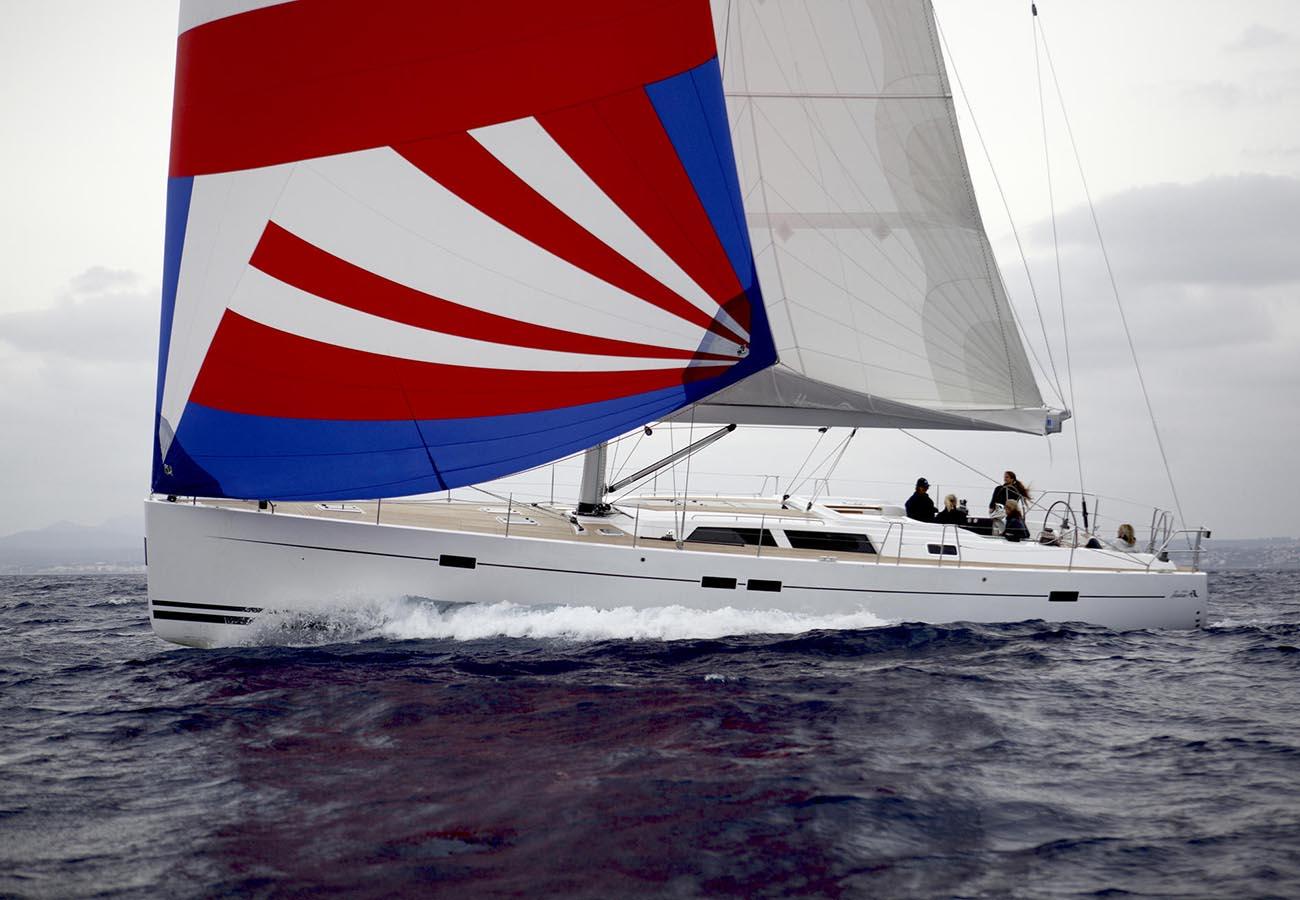 location bateau Hanse 540 e