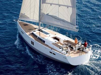 Location bateau  Hanse 545