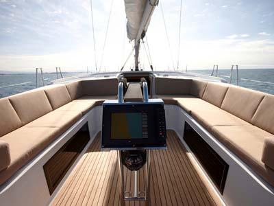 location bateau Hanse 545e