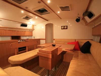 intérieur Harmony 52