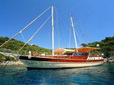 location bateau Hasay