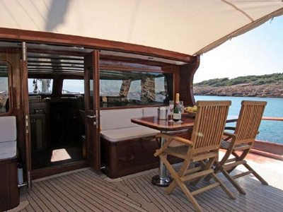 location bateau Hayal 62