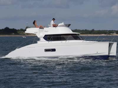 location bateau Highland 35