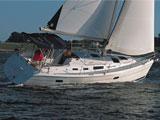 location bateau Hunter 356