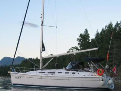 location bateau Hunter 38