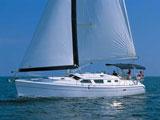 location bateau Hunter 44