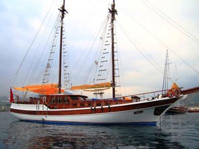 location bateau Ipek