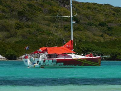 location bateau Jumbo 40