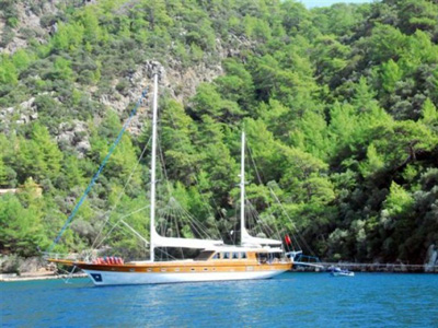 location bateau Kaftan