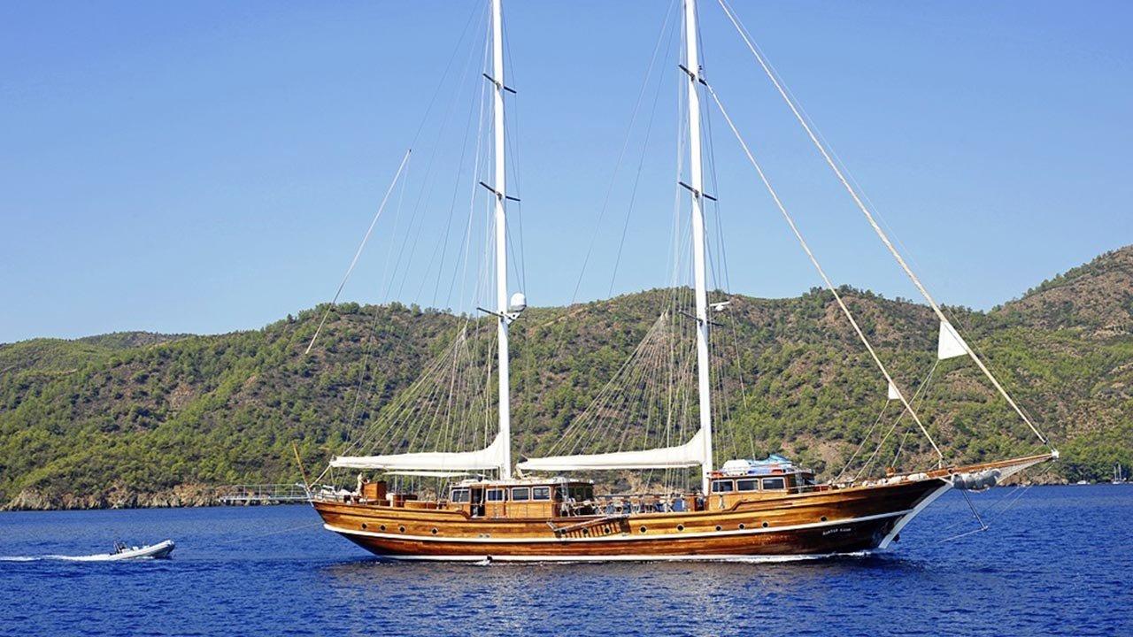 location bateau Kaptan Kadir