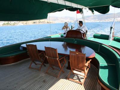 location bateau Kaptan Yilmaz