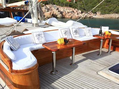 location bateau Kaya Guneri-III