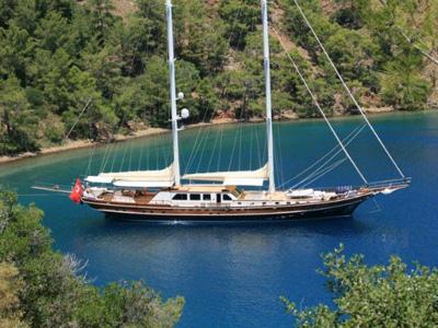 location bateau Kaya Guneri-V