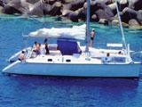 location bateau Lady Hawke 37