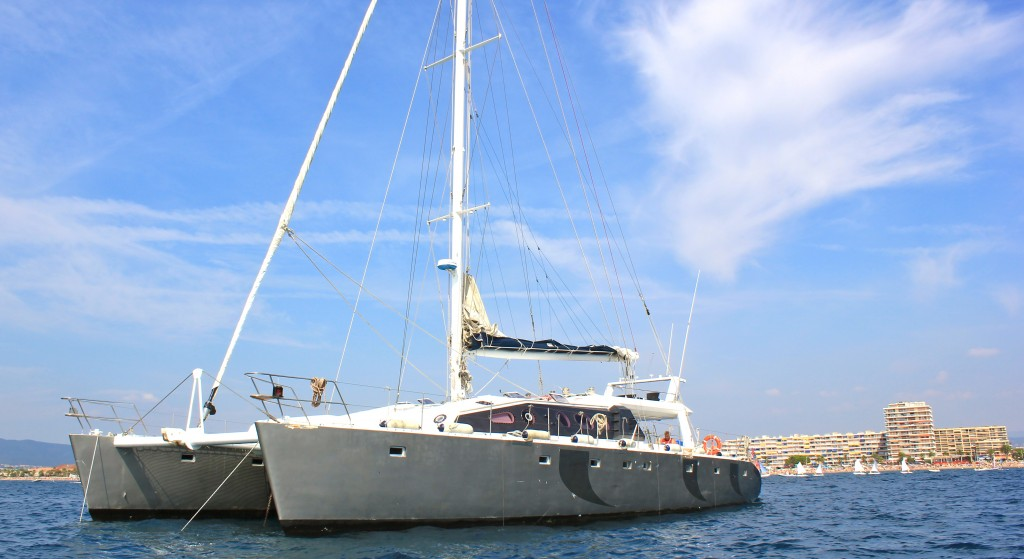 Location bateau  Lady Paca