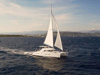 location bateau Lagoon 380