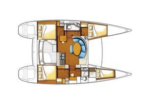 intérieur Lagoon 380