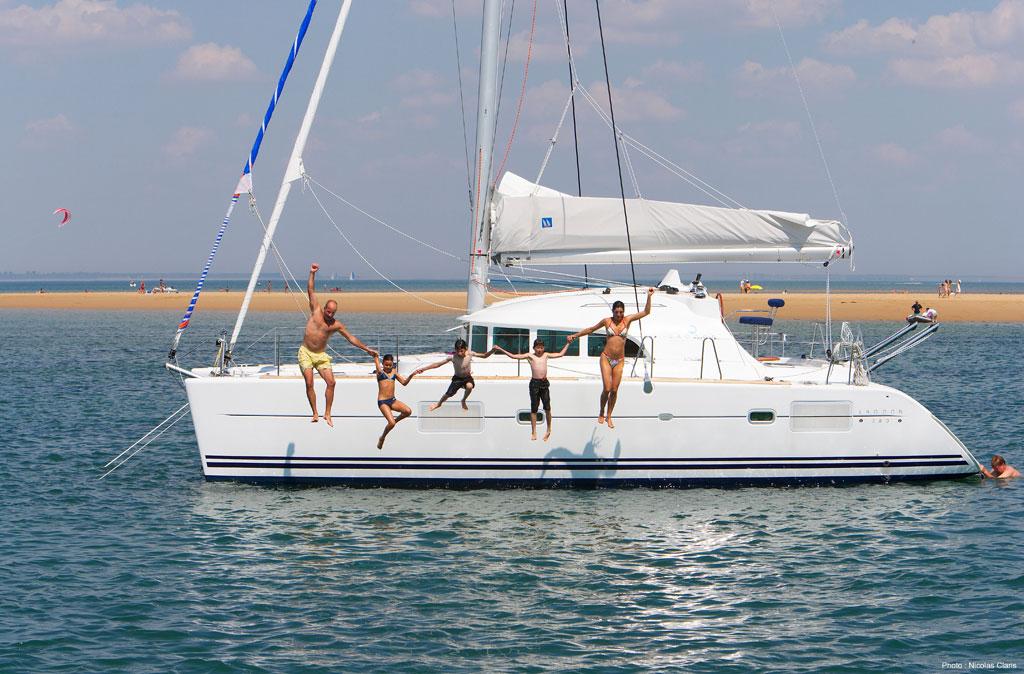 location bateau Lagoon 380 S2