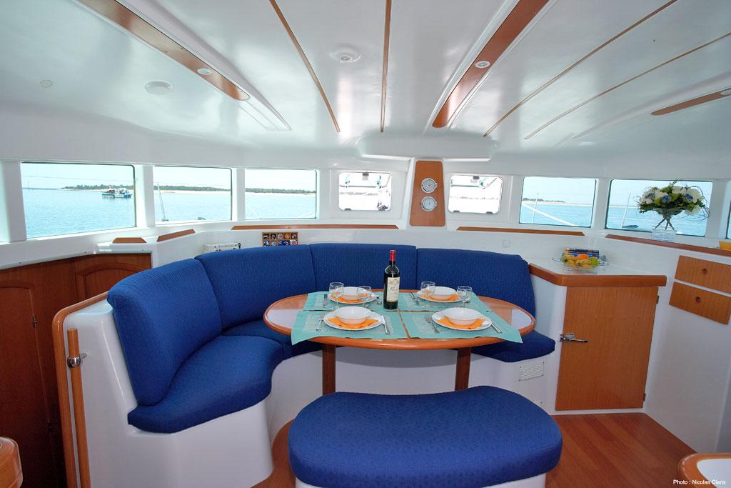 intérieur Lagoon 380 S2