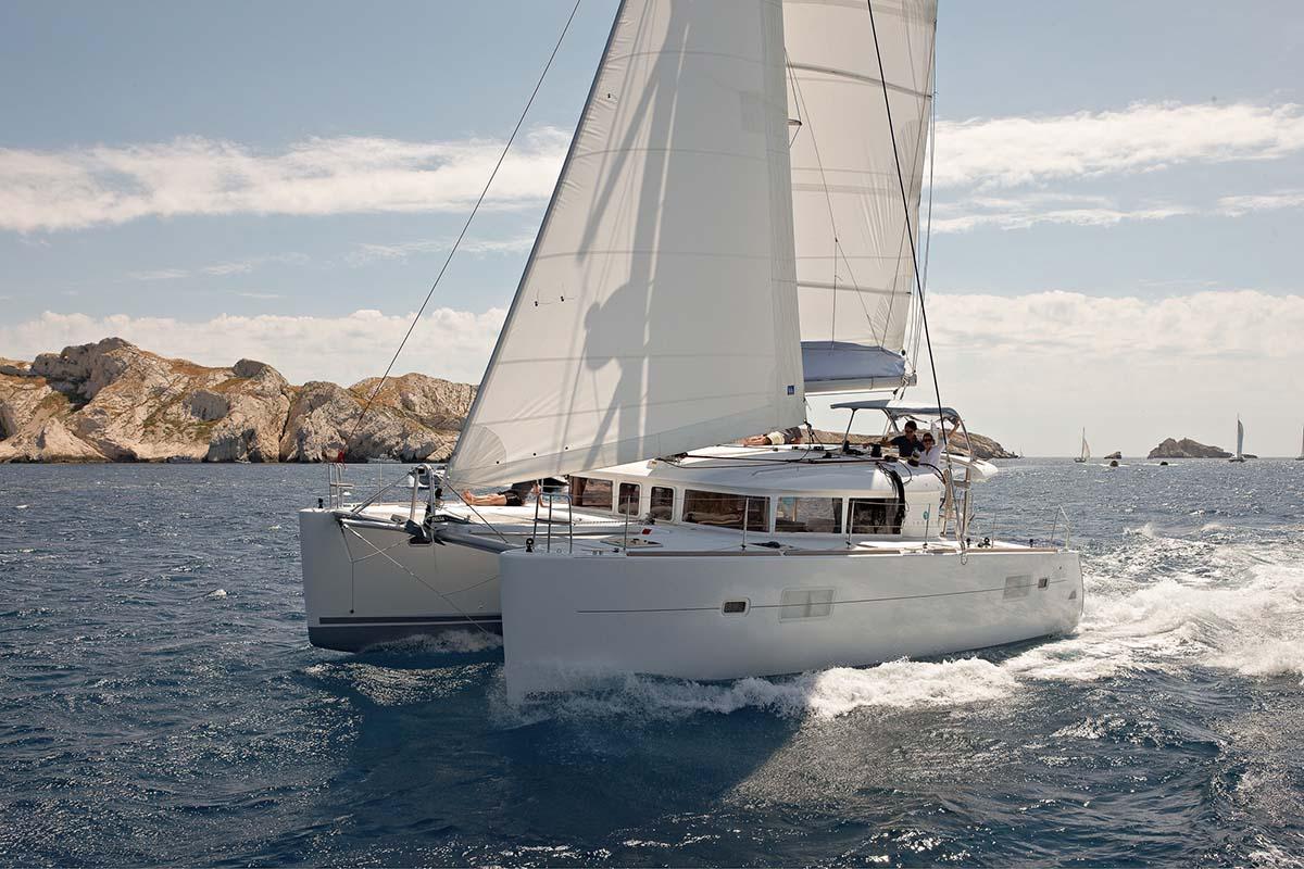 location bateau Lagoon 400