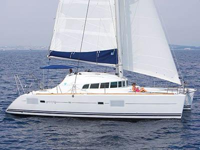 location bateau Lagoon 410 S2