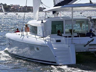 Location bateau  Lagoon 420