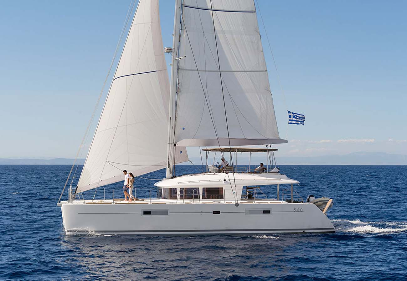 location bateau Lagoon 560