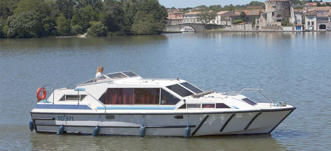 location bateau Lake Star