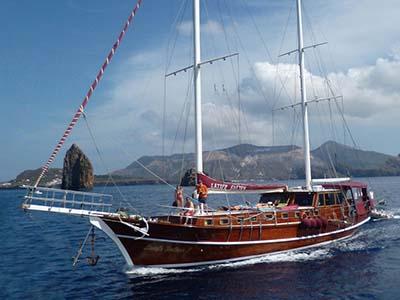location bateau Latife Sultan