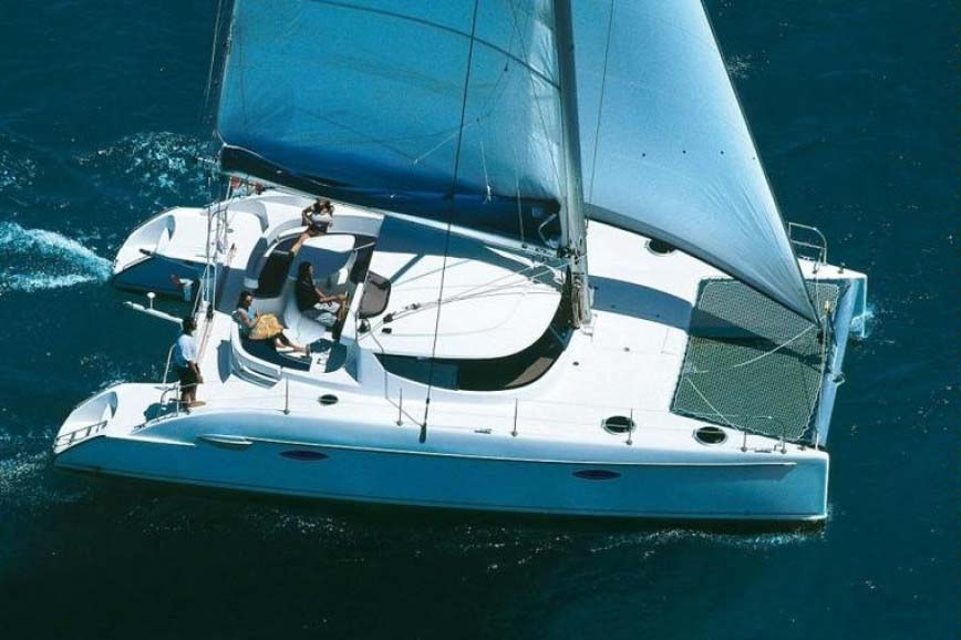 location bateau Lavezzi 40