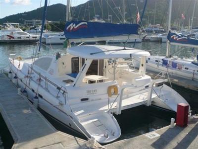 location bateau Leopard 43