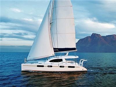 location bateau Leopard 46