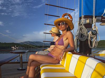 Location bateau  Linda