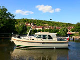 location bateau Linssen 29.9 Sedan