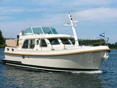 location bateau Linssen 34.9 AC