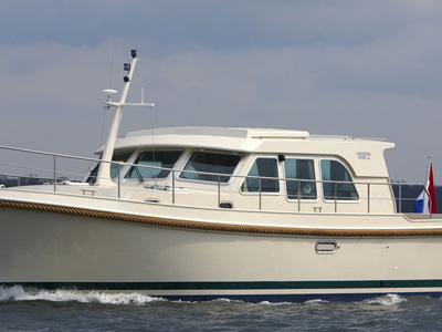 Location bateau  Linssen GS 40.9 Sedan