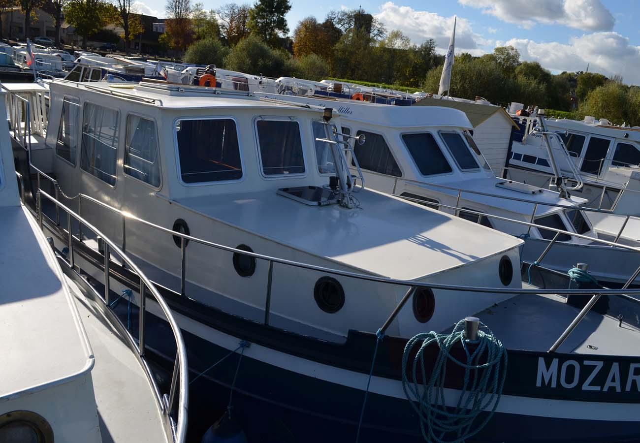 location bateau Linssen Vlet 1030