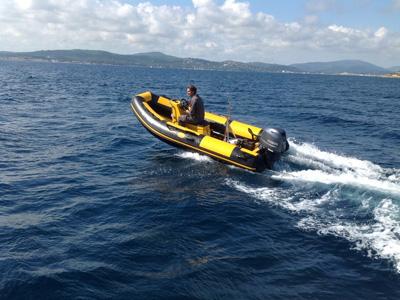 Location bateau  Lomac 430 Club Vibram