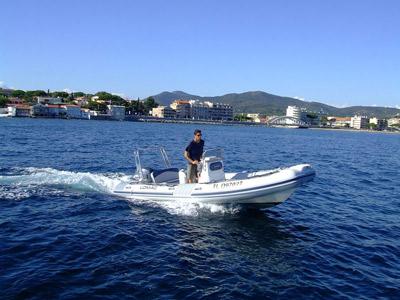 location bateau Lomac 600 In