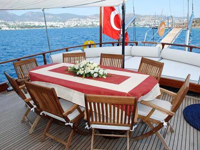 location bateau M/S Atlante