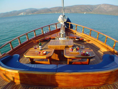 Location bateau  M/S Cassandra