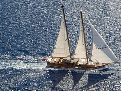 location bateau Eylul Deniz II