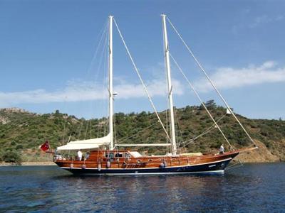 location bateau M/S Samarkand