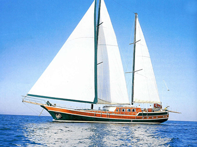 location bateau Serenad