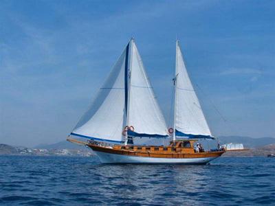 location bateau M/S Timer