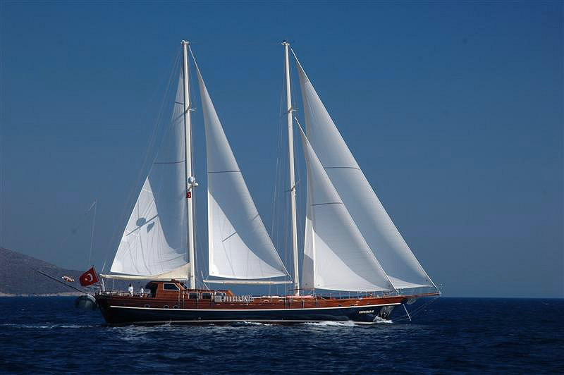 Location bateau  M/S Zephyria II
