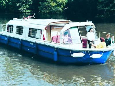 Location bateau  Marina 1120